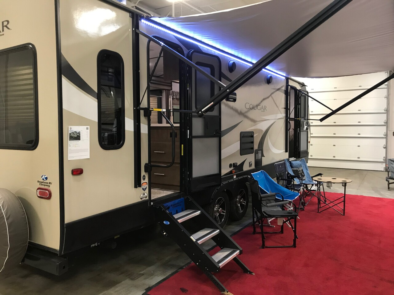 Camper at Colerain Family RV