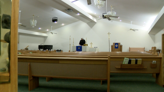 Transgender pastor at Colorado church is preaching from a pulpit she once would have been banned from