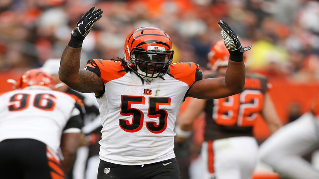 Andy Dalton, Bengals rout miserable Browns 37-3