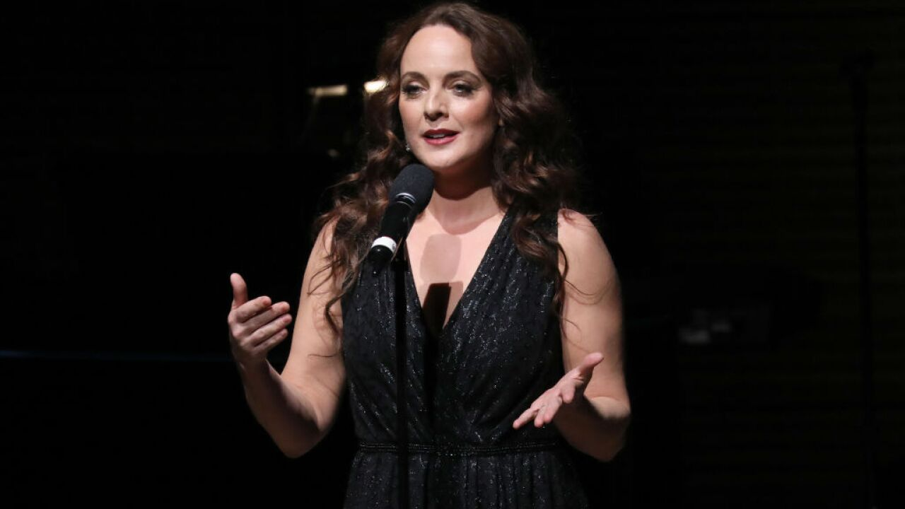 'Billions' actress Melissa Errico helped save a man in the subway