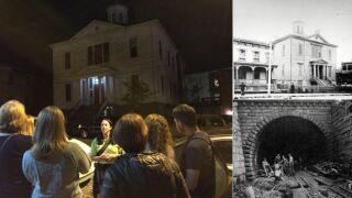 Visit Richmond's most haunted sites: 'Richmond has a long spooky past'