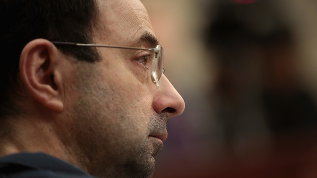 Sentence looming for ex-doctor Larry Nassar