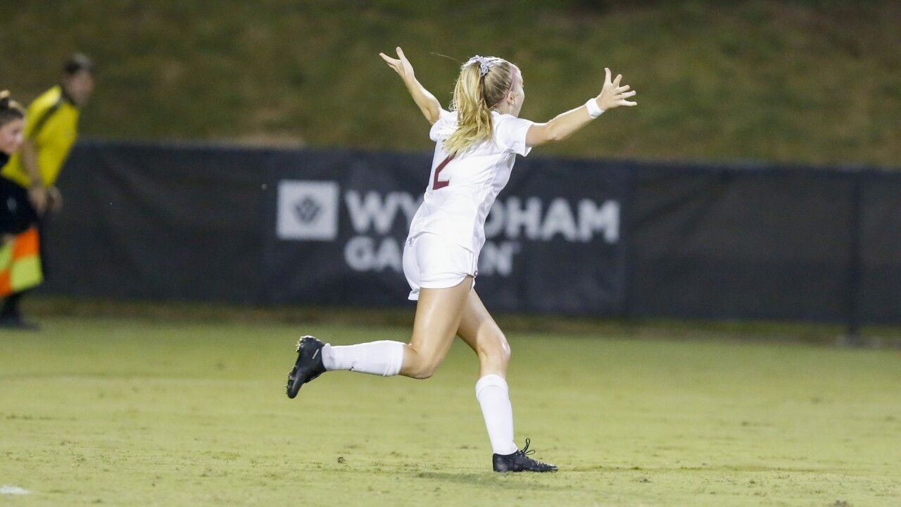 Soccer Pulls Out A 3-2 Win Over No. 24 Colorado in Overtime