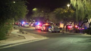 Man shot at hotel in Ahwatukee