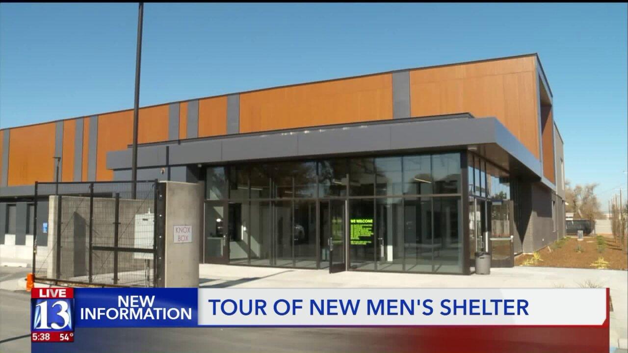 Third and final Salt Lake homeless resource center set to open Nov.18