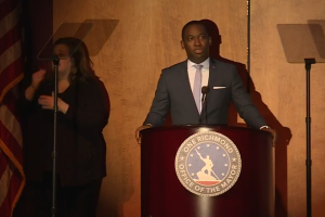 WATCH: Richmond Mayor Stoney delivers 'State of the City' Address