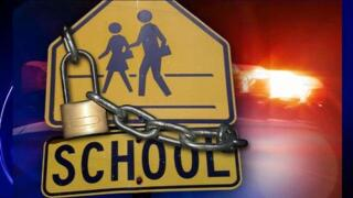 Local high school locked down after shots fired