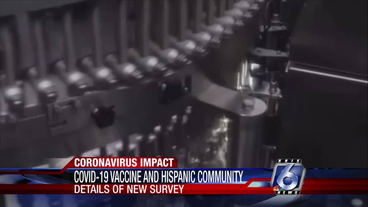 Hispanic community speaks out about COVID-19 vaccine concerns