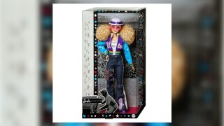 Elton John is getting his very own Barbie doll