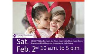 Spohn Cardiac team to offer screenings in heart health event at La Palmera Mall