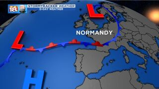 D-Day: The Weather Forecast that Changed the Course of History