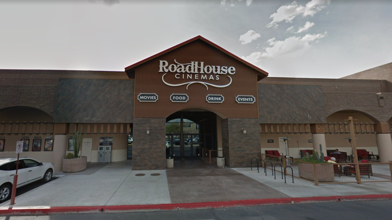 Roadhouse Cinemas Tucson