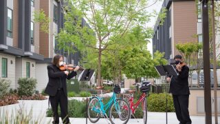 Bakersfield Symphony Orchestra Socially Distanced Performances