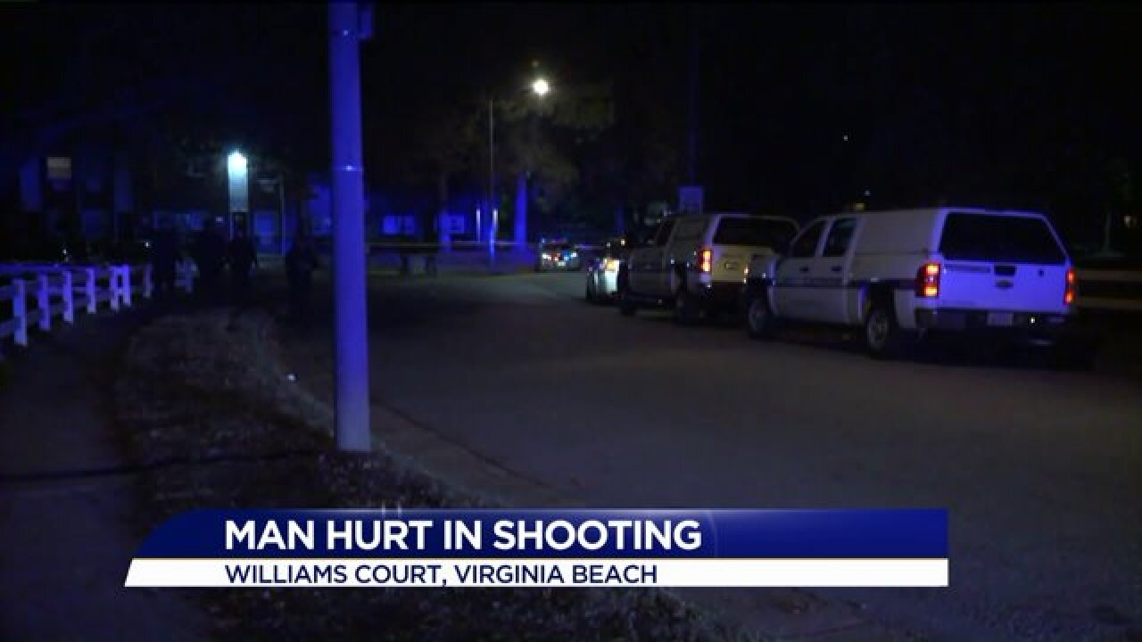Police investigate after man fatally shot in Virginia Beach