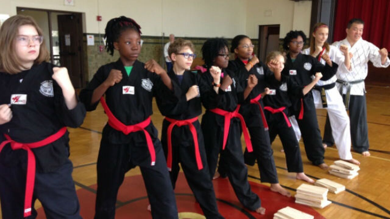 See how Northside school gives curriculum a kick