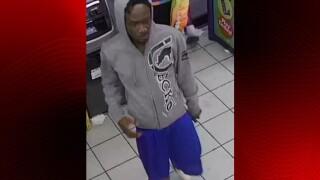 suspect wanted in N. University store shooting.jpg