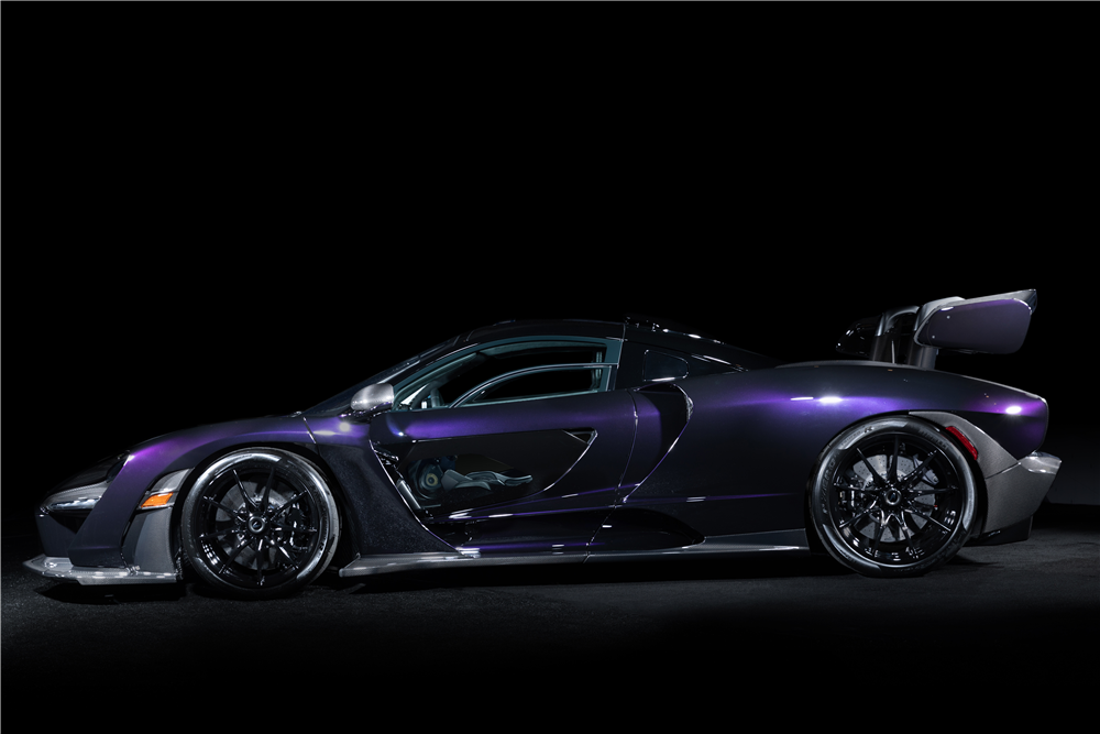 Most Expensive Cars 2019: Ten Most Expensive Cars Sold At 2019 Barrett-Jackson