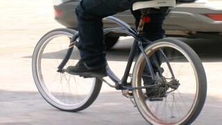 Bicycle thefts up in Tampa