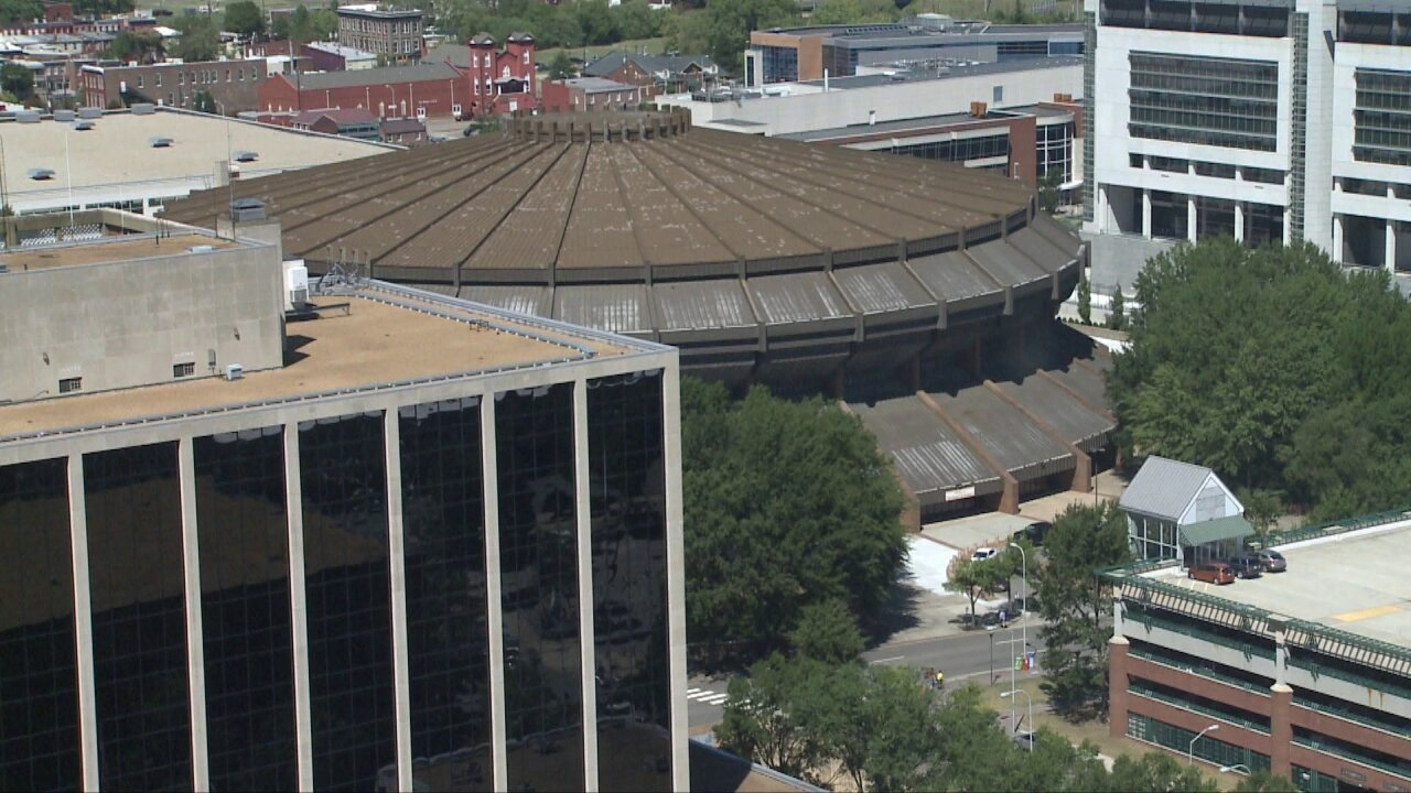 Stoney: More than 'bricks and sticks' in Coliseum-arearevitalization