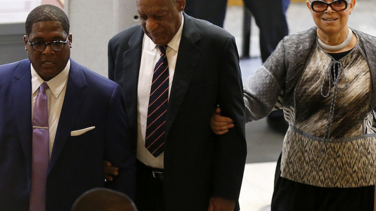 Bill Cosby's wife calls for criminal investigation into prosecutor