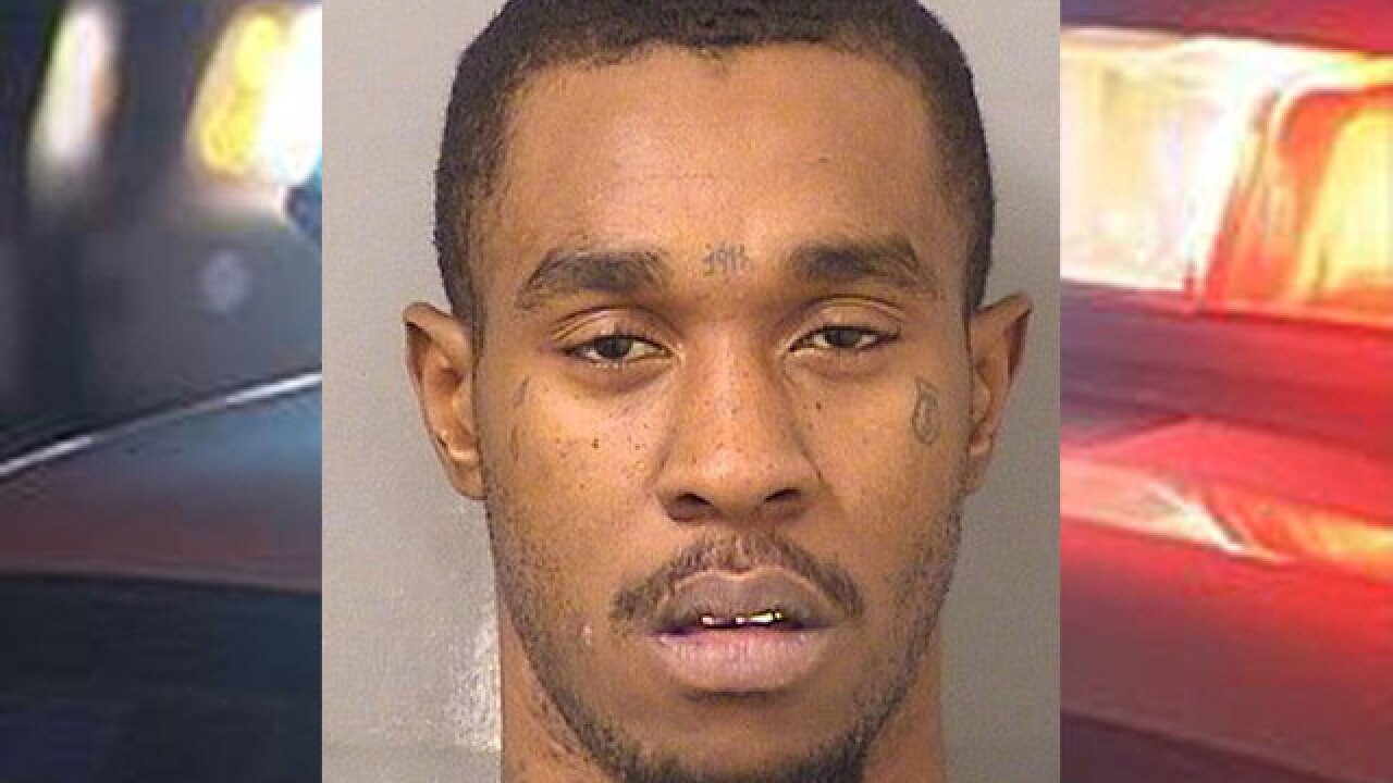 Suspect in custody after deadly shooting Sept. 3 in West Palm Beach