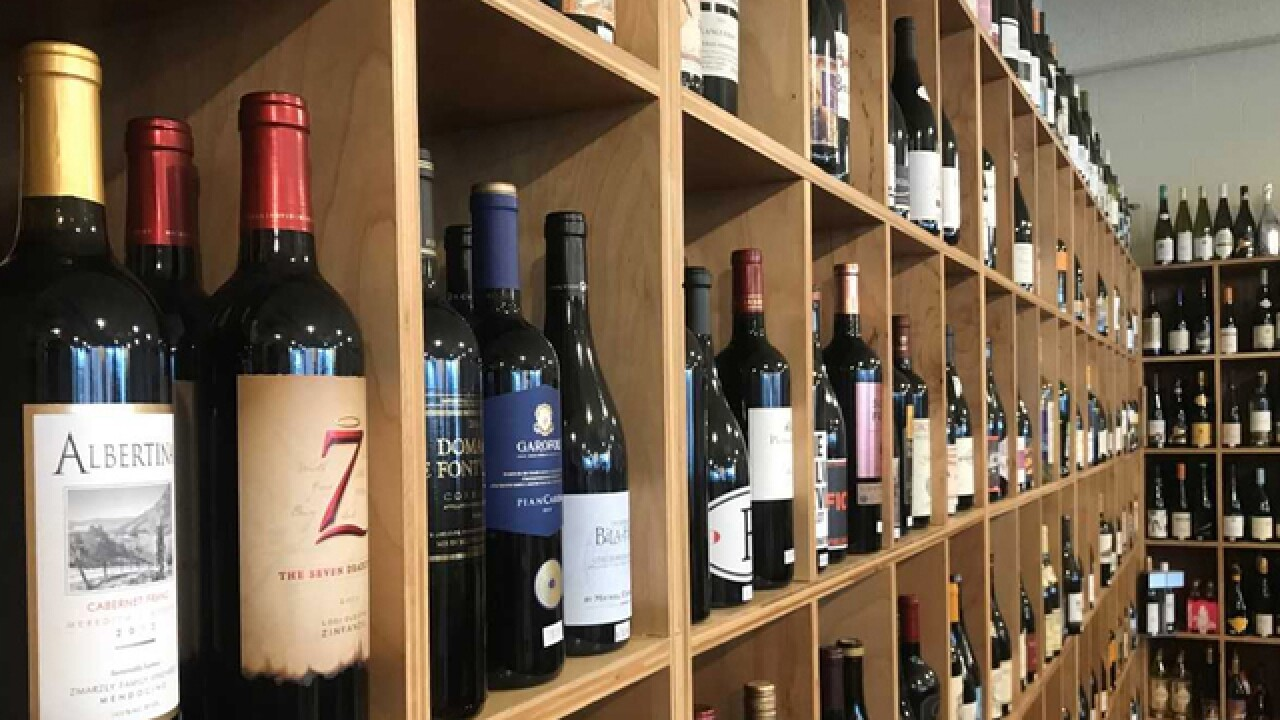 Tennessee senate votes to allow wine sales on Sunday