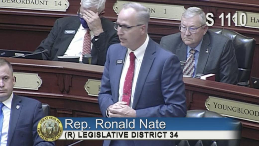 Rep. Ronald Nate