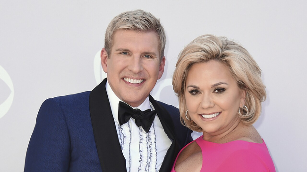 Todd Chrisley,Julie Chrisley