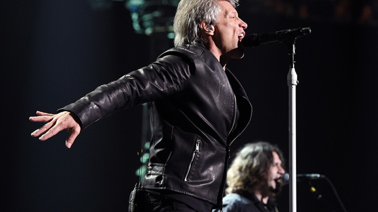 Bon Jovi announces new Denver show for 2018, discount for 2017 buyers