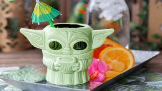 You Can Buy An Adorable Baby Yoda Tiki Mug