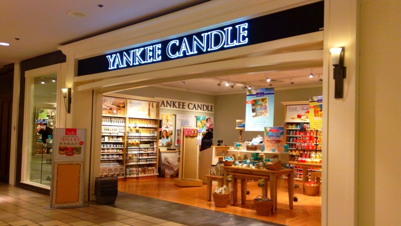 Yankee Candle: Buy 1, Get 2 Free Small Jar Tumblers