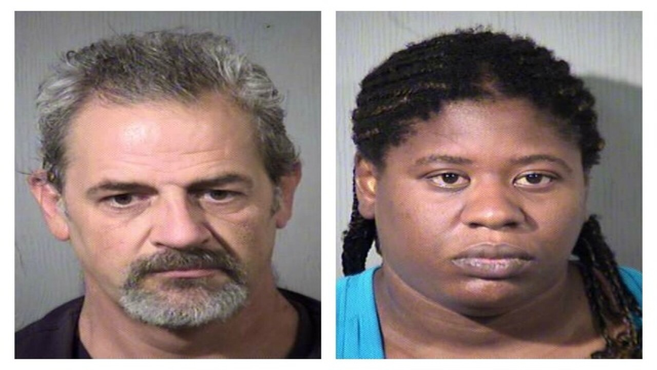MCSO: Two arrested for bestiality in Tempe