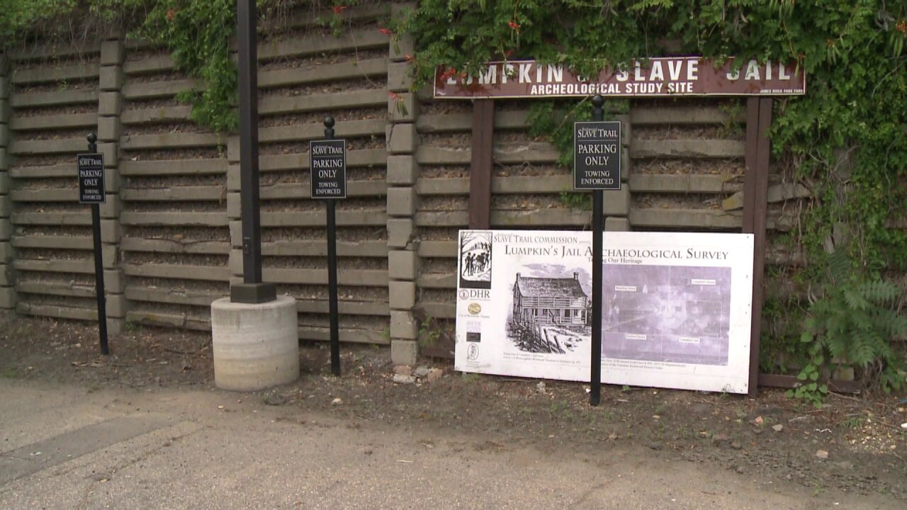City officials respond to calls for slavery memorial park in Shockoe Bottom