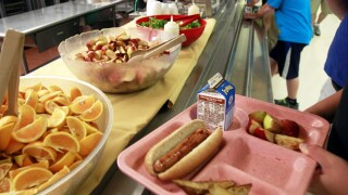 Bill would make Vermont first state in US to provide free meals to public school students