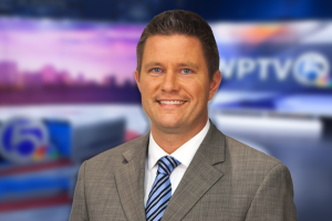 WPTV Today on 5 anchor Mike Trim