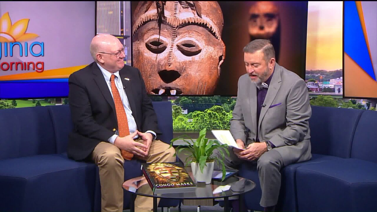 VMFA 'Congo Masks' exhibit lets visitors experience art and culture of CentralAfrica