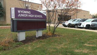 Police: Students eat marijuana-laced brownies at Wyoming Jr.High