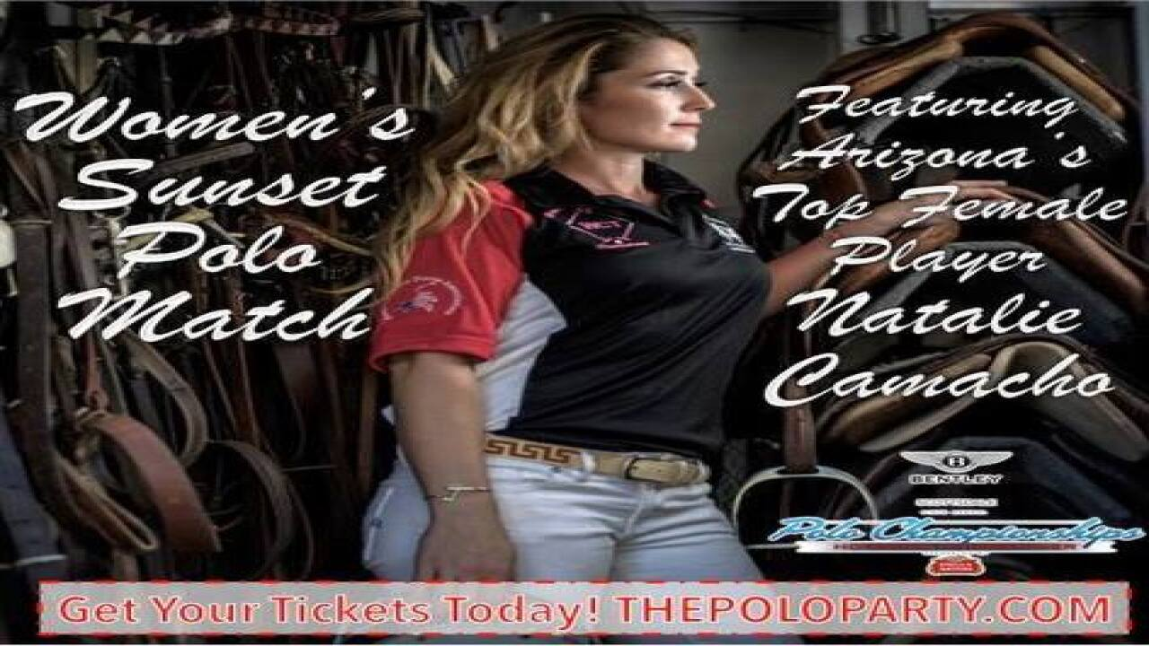 One of Arizona's Top Parties: The Polo Party