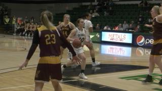 Mollie Peoples/Montana Tech basketball