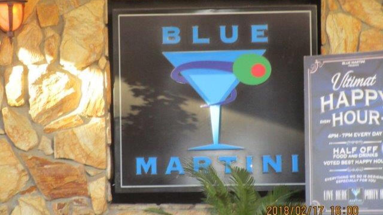 Bachi Burger, Blue Martini on Dirty Dining