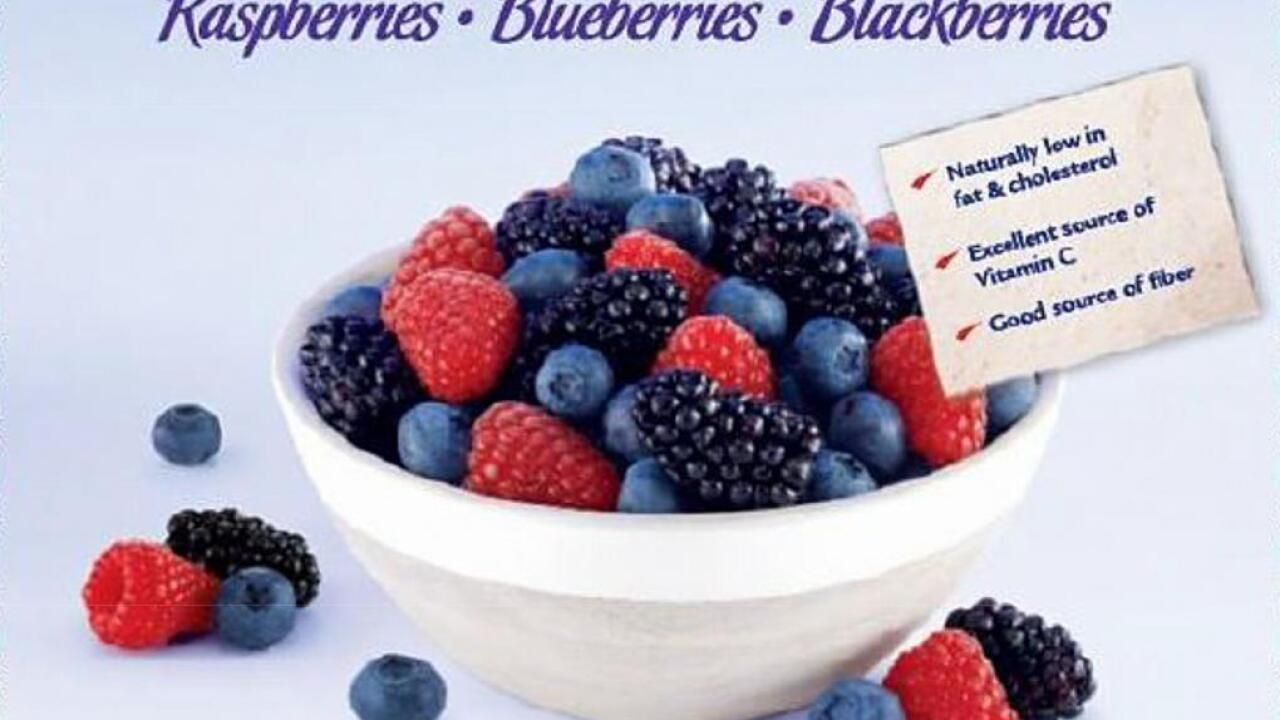 Kirkland Three Berry Blend recalled due to possible Hepatitis A contamination