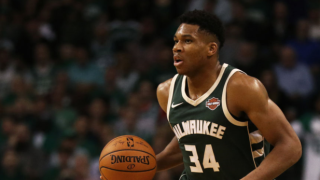 Giannis Antetokounmpo potentially leaked as NBA '2K19' Cover