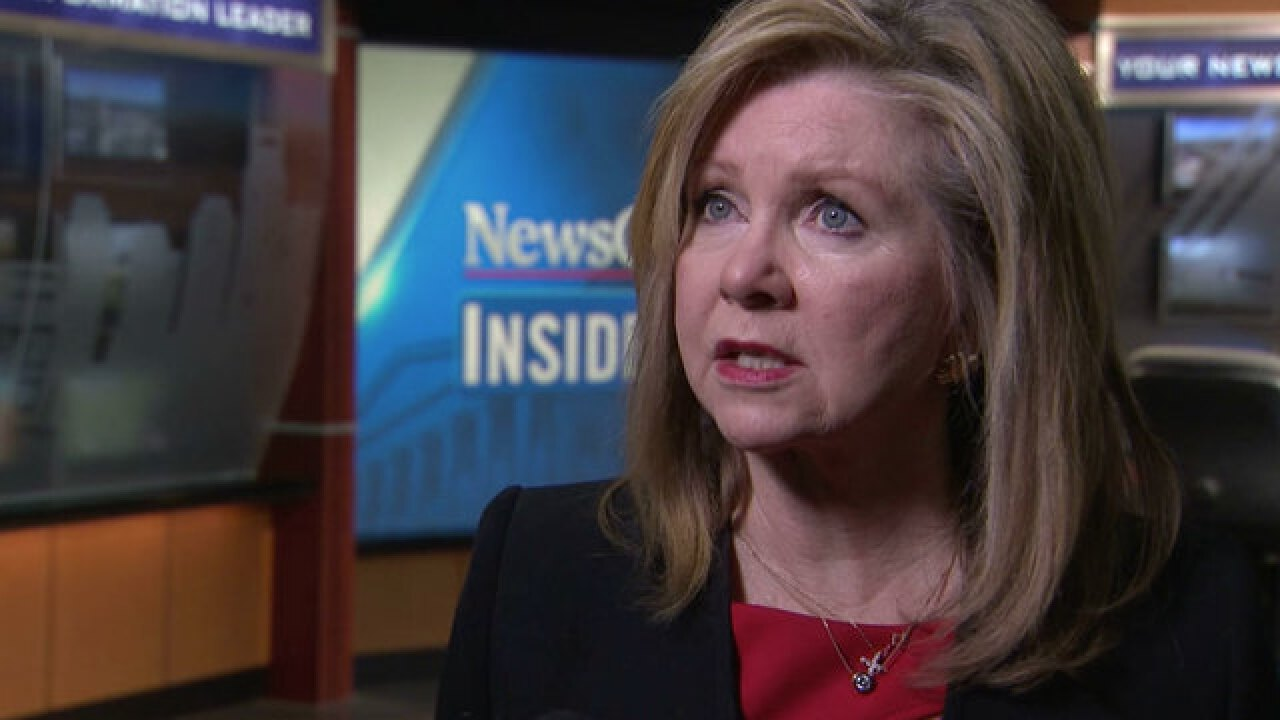 Trump Endorses Blackburn For U.S. Senate