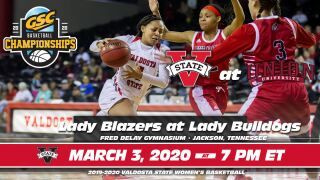 Lady Blazers Head to Top-Seeded Union for GSC Quarterfinal Tuesday Evening