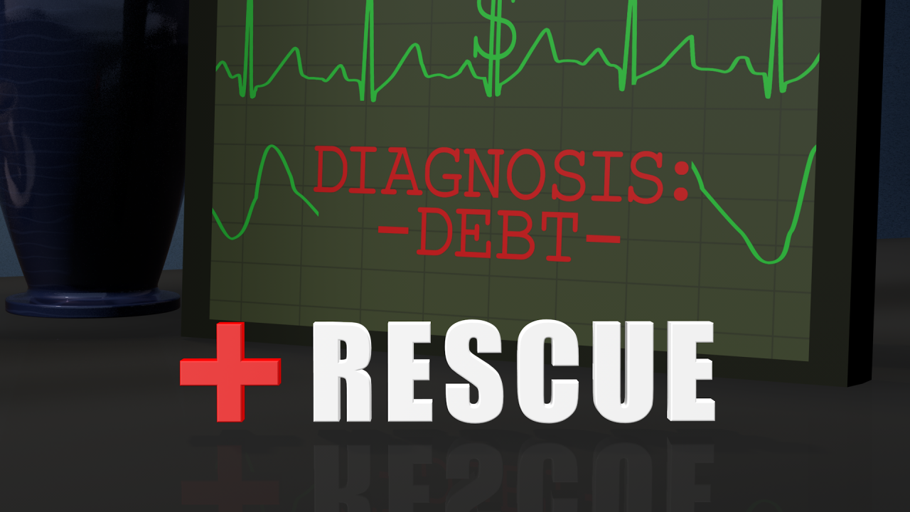 Diagnosis Debt Rescue
