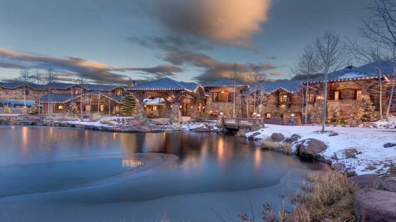 Extreme Homes of Colorado: Amazing ranch for sale near