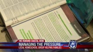 H.U.T providing relief to homeschool families