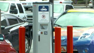 Salt Lake County's first fast-charging station for electric cars unveiled