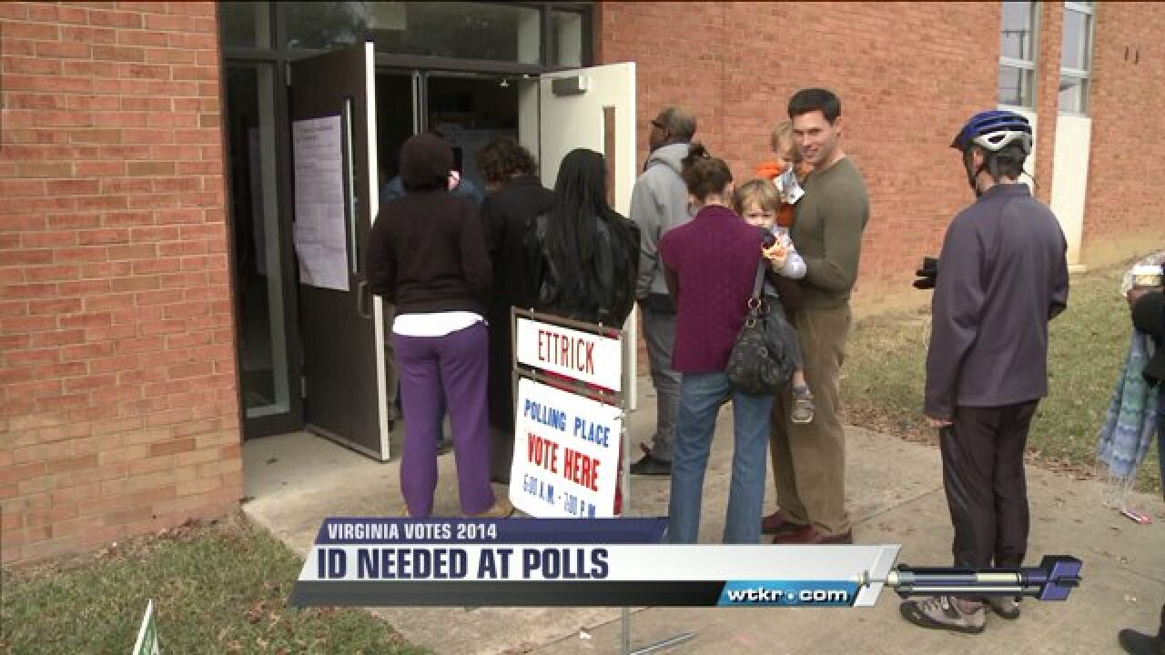 New Virginia voter ID law in effect