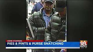 Crime Stoppers: Purse Snatchers Hit Local Restaurant